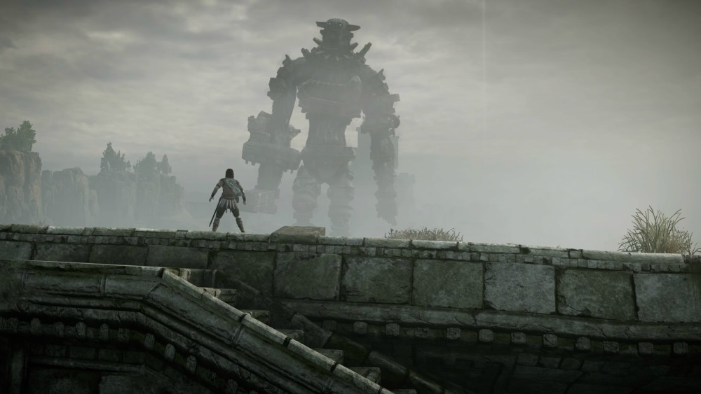 El remake de Shadow of the Colossus