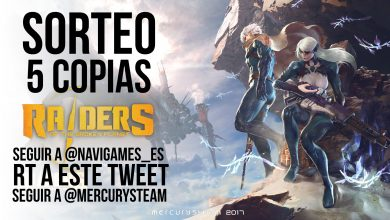 Photo of ¡Sorteamos cinco códigos para PC de Raiders of the Broken Planet: Ultimate Edition! [FINALIZADO]