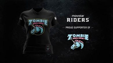 Photo of Zombie Unicorns se une a Movistar Riders