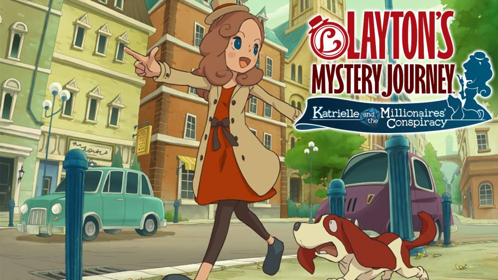 Laidy Layton's mistery journey
