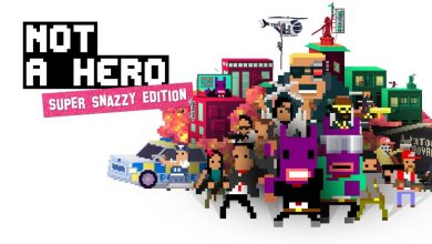 Photo of Not a Hero: Super Snazzy Edition disponible ya para Nintendo Switch