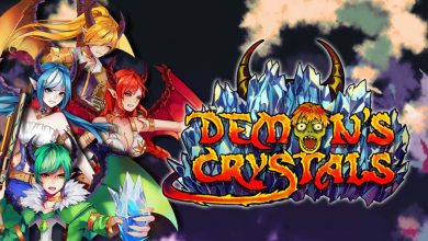 Photo of Demon's Crystals ya está disponible en Switch