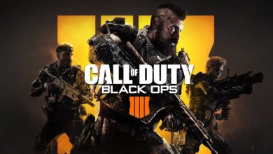Portada Call of Duty Black Ops 4