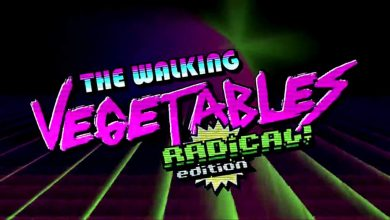 análisis de The Walking Vegetables Radical