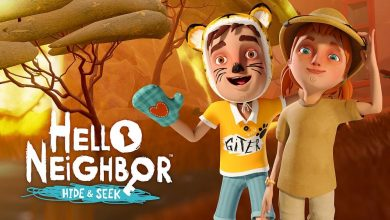 Portada de Hello Neighbor: Hide and Seek