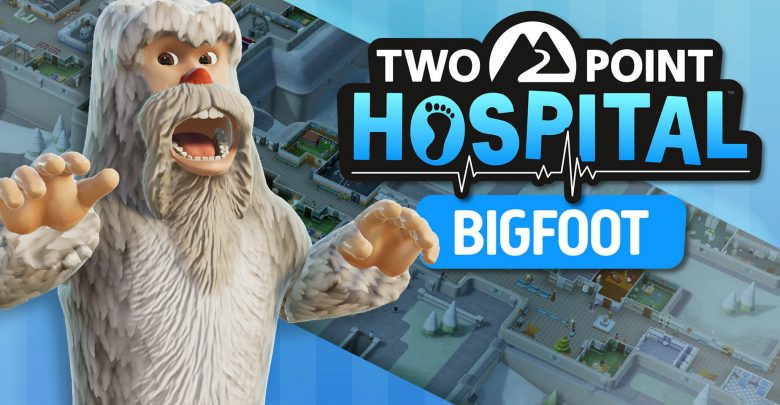 Bigfoot, DLC de Two Point Hospital