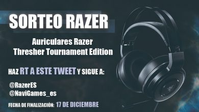 Gana unos Razer Thresher Tournament Edition con Navi Games y Razer España