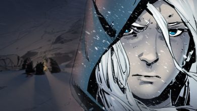 Photo of El primer volumen del cómic Ashe: Comandante ya está disponible