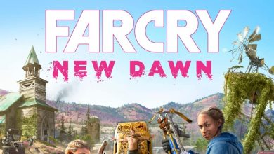 La carátula de Far Cry: New Dawn