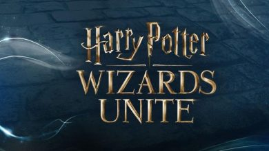 Logo de Harry Potter Wizards Unite