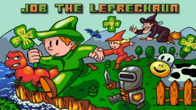 Portada de Job the Leprechaun
