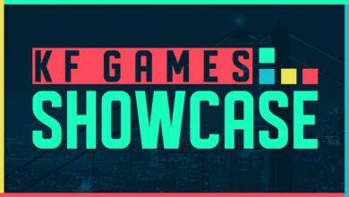 Logo Kinda Funny Games Showcase