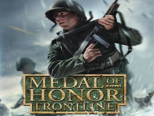 Carátula de Medal of Honor Frontline