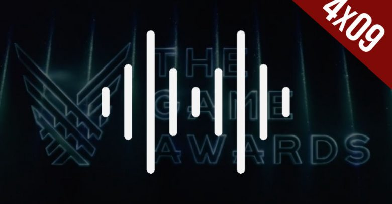 Portada NaviPodcast 4x09 con Game Awards