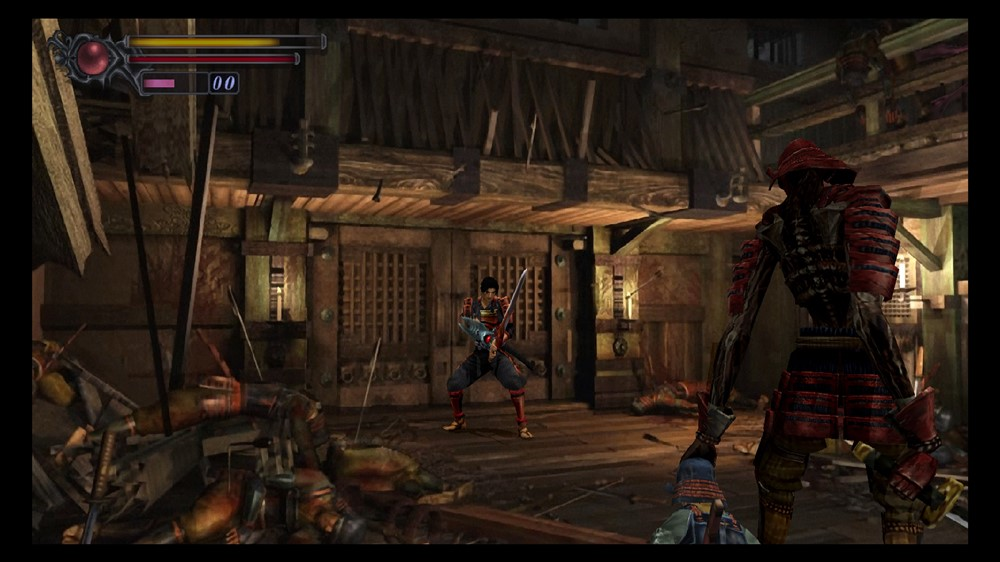 Combate Onimusha Warlords Remaster