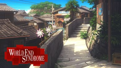 WorldEnd Syndrome concept art