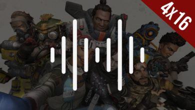 Portada NaviPodcast 4x16 con Apex Legends