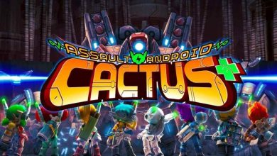 Photo of Assault Android Cactus+ llegará a Nintendo Switch