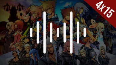 Portada NaviPodcast 4x15 con Kingdom Hearts