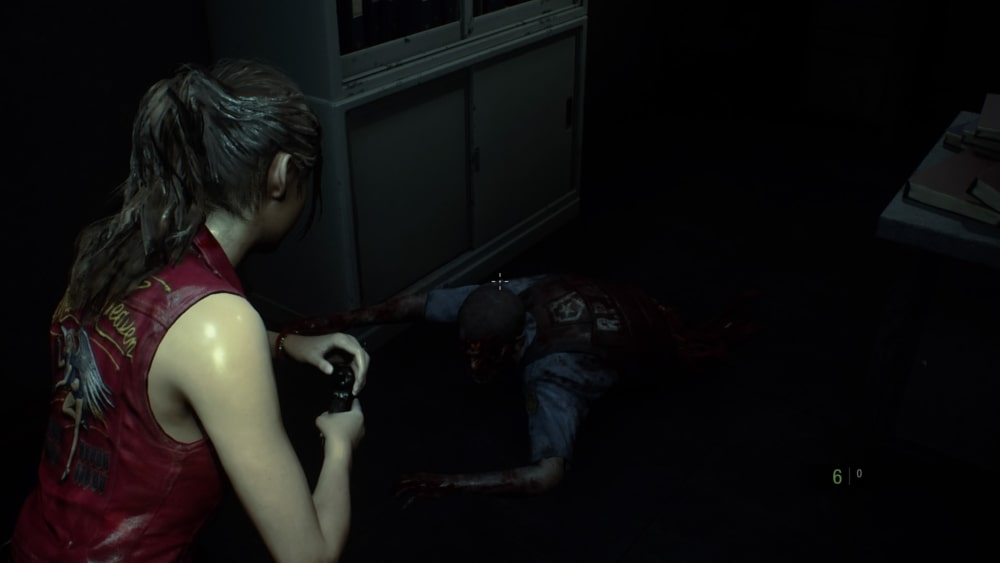 Claire Redfield en Resident Evil 2 Remake