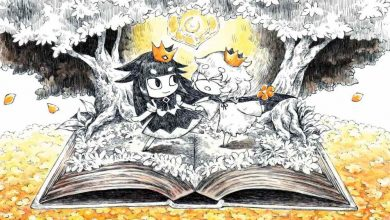 Imagen promocional de The Liar Princess and the Blind Prince