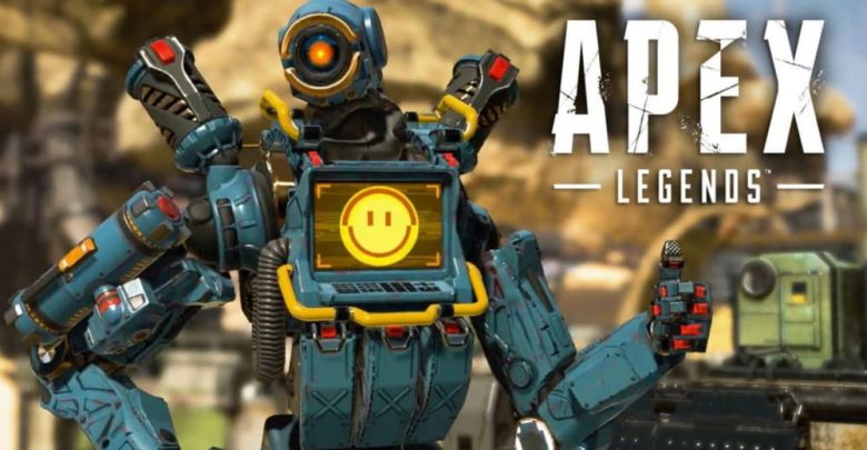 Portada de Apex Legends