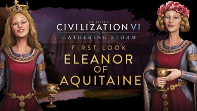 Photo of Leonor será líder de Francia e Inglaterra en Civilization VI: Gathering Storm