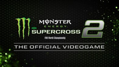 Logo de Monster Energy Supercross The Official Videogame 2