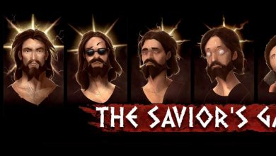 Portada de The Savior Gang