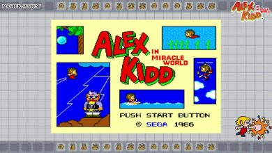 Photo of Alex Kidd in Miracle World y Gain Ground disponibles para Nintendo Switch