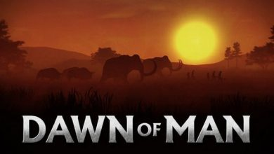 Portada del juego Dawn of Man