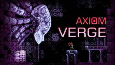 Portada de Axiom Verge