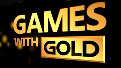 Portada Games with gold