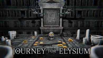 Portada de Journey for Elysium