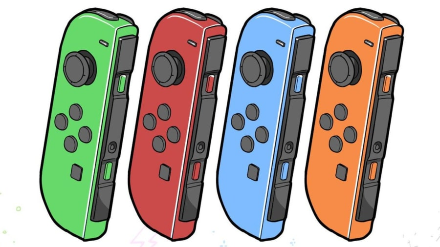 joycon-castle-crasher