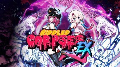 Portada del título Riddled Corpses Ex