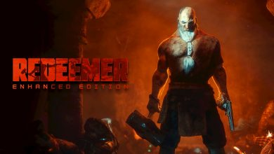 Portada de Redeemer Enhanced Edition
