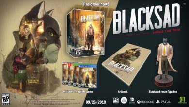 Photo of Blacksad: Under the Skin nos muestra su edición coleccionista