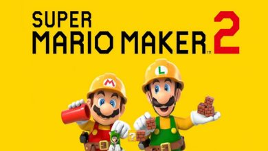 Mario y Luigi en Super Mario Maker 2 para Nintendo Switch