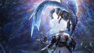 Nueva caratula de Monster Hunter World: Iceborne