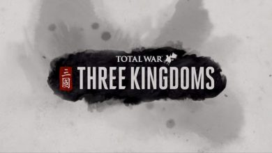 Imagen promocional de portada de Total War: Three KIngdoms