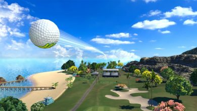 Everybody's Golf en PlayStation VR