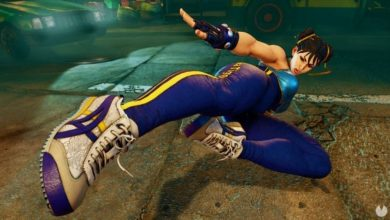 Photo of Anunciadas unas zapatillas de Street Fighter