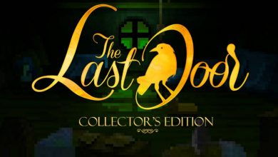 La edición completa de The Last Door
