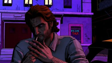 Bigby, el protagonista de The Wolf Among Us