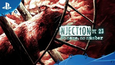 Portada de Injection 23