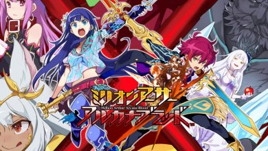 Photo of Million Arthur: Arcana Blood ya se encuentra disponible en Steam