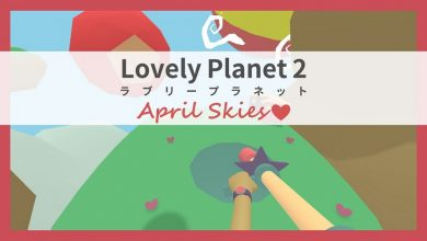 Portada del juego Lovely Planet 2