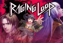 Portada de Raging Loop
