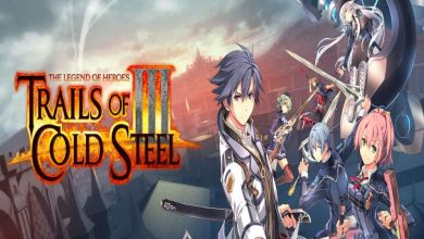 Imagen oficial del juego The Legend of Heroes: Trails of Cold Steel